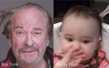Rip Torn vs. Maisy Page