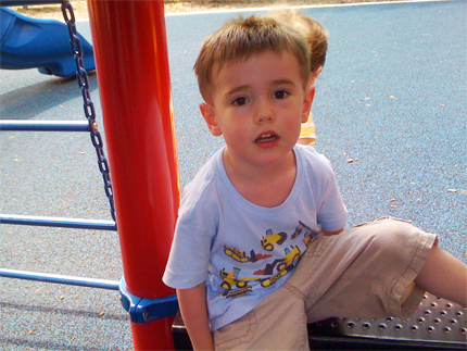Ryder at Waters Park
