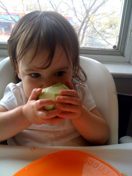 Eat the Whole Apple
